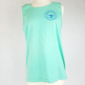 3/$24 The Southern Shirt Company Graphic Tank Top
